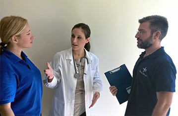 Υγείας Θάλπη - Κατ' οίκον φυσικοθεραπεία και αποκατάσταση