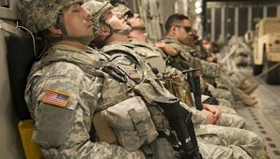 Το στρατιωτικό μυστικό για να κοιμηθείτε σε 120 δευτερόλεπτα