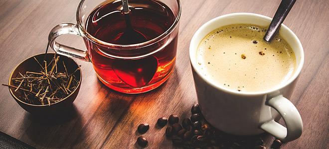 Τι συμβαίνει στο σώμα όταν από τον καφέ περνώ στο τσάι