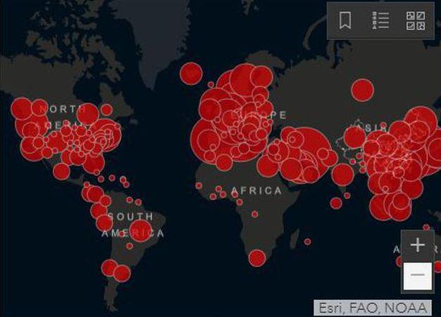 Αισιόδοξα μηνύματα από τη θέση της Ελλάδας στον παγκόσμιο «χάρτη» του κορωνοϊού