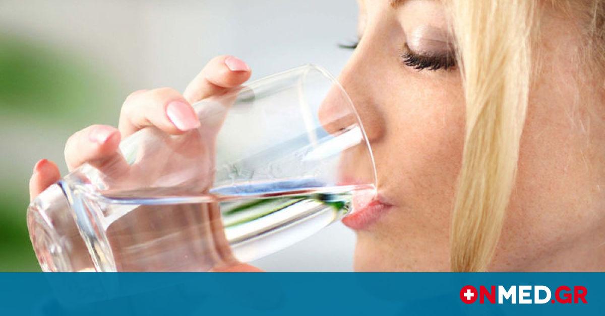 Διψάτε διαρκώς; Δείτε 8 απίθανες αιτίες (εικόνες)